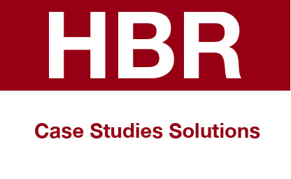 Harvard Business Case Study Analysis & Solution