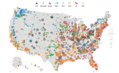 Business Data Maps